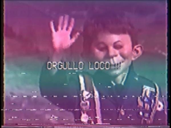 MAD PRIDE - ORGULLO LOCO