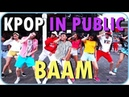 [KPOP IN PUBLIC/ 1THEK DANCE COVER CONTEST] MOMOLAND (모모랜드) _ BAAM [TRAINEES COMPANY]