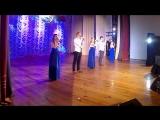 Народная вокальная группа VESNA - Город мечты моей