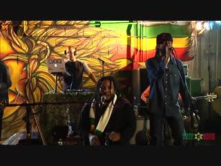 "Damian Marley, Stephen Marley ""Slave Mill"" Bob Marleys 73rd Earthstrong Celebration 2018 TuffGongTV"