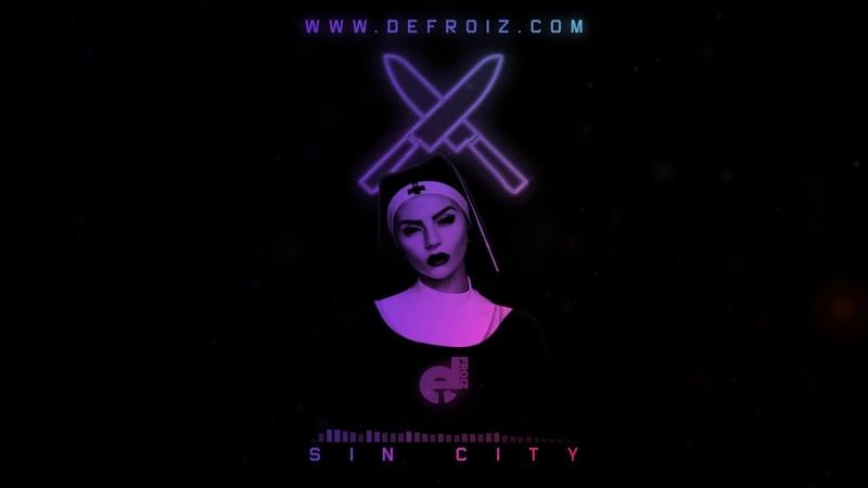Trap Beat Sin City Dark Rap/Hip Hop Instrumental - Prod. by De FROiZ