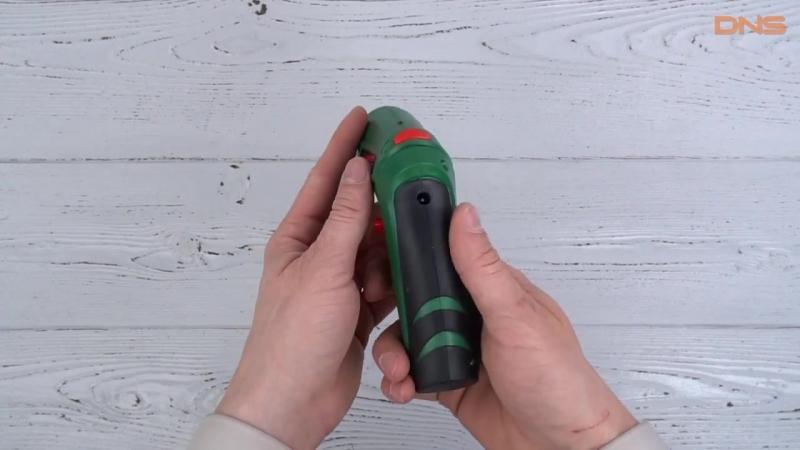 Распаковка аккумуляторной отвертки Hammer Flex ACD3.6LE