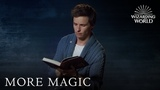 Eddie Redmayne Reads from Harry Potter and the Sorcerers Stone Scholastic