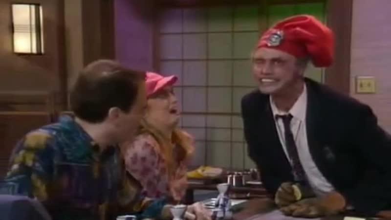 Пожарный инспектр Билл (Джим Кэрри) - В Японском Ресторане (озвученно мною [И. Горшковым])