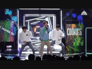 FANCAM : Lee Hongki (FTIsland) - COOKIES (Feat. Ilhoon of BTOB) @ Show Music Core