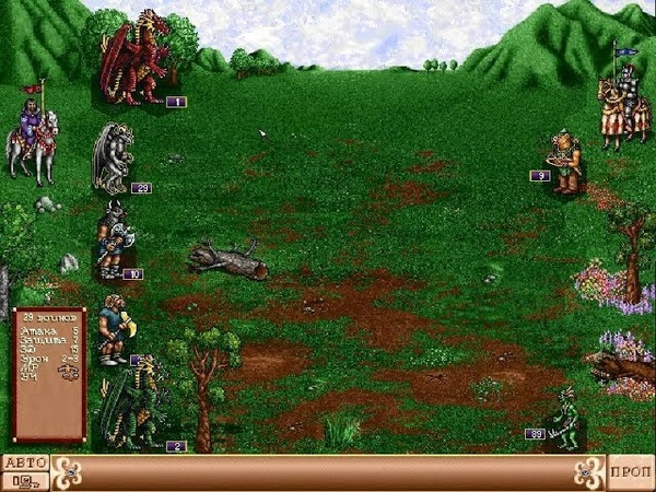 Взгляд в прошлое Выпуск 36 Heroes of Might and Magic II Лорды провинций 8