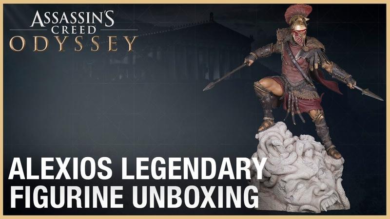 Merchandise - Assassin's Creed Odyssey Legendary Figurine: Alexios