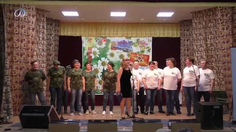 2018 год КВН к 23 февраля Команды СПК Дмитриевы Горы Администрации МО Дмитри