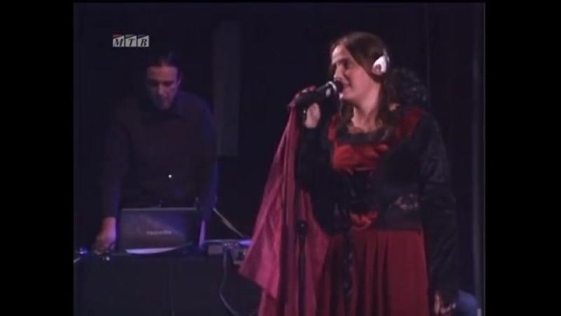 Елена Христова Горан Траjкоски - Еребиченце, live at MOT, MКЦ, Скопje, 28.09.2011