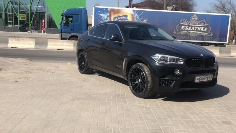 Диски 21 Lumma BMW X6, X5