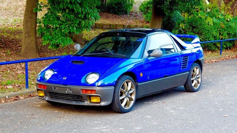 1993 Suzuki Cara Gullwing (USA Import) Japan Auction Purchase Review