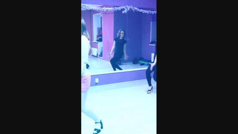 Dance Woman Неслабый Пол