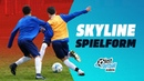 Fussballtraining Skyline Spielform Taktik