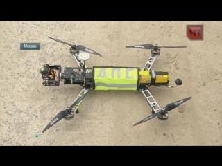 Идиоты полицаи сами продвигают себе замену. Людей полицаев будут менять на летающих роботов полицаев.