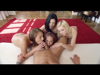 Anie Darling, Tee Nka, Paris Devine And Katy Rose - Girly Birthday Gift [All Sex, Hardcore, Blowjob, Gonzo]