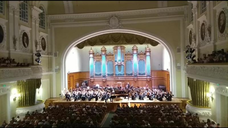 Дмитрий Маслеев, Михаил Юровский - Шостакович, концерт 1, moderato, allegro con brio