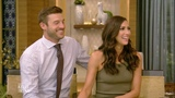 Becca Kufrin and Garrett Yrigoyen Talk About the