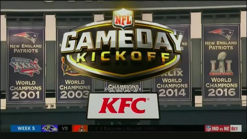 NFL GameDay Kickoff (NFL Network, 04.10.18)