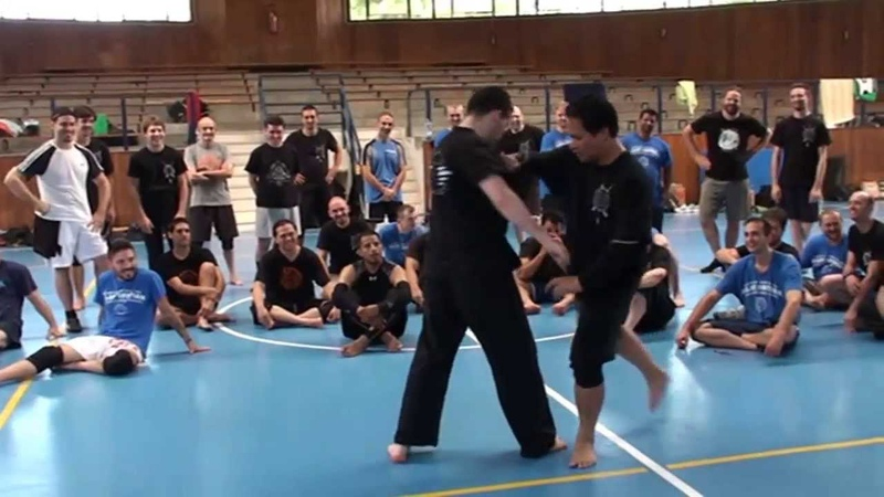 Silat Suffian Bela Diri - 5th of 5 days Italian Intensive Camp 2013