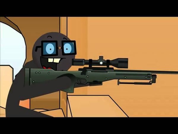 Counter Strike DE dust newbie wird verarscht