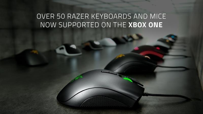 Razer Hardware Support for Xbox One