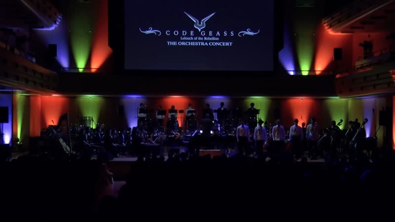 UNIONE Revive Live at Code Geass Orchestra Concert 2019 3 22