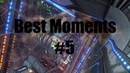 Rocket League|Best Moments5|,ceiling shot,Air shot,dribbles|Keyboard Player
