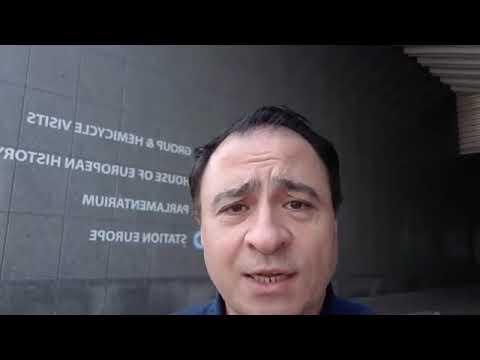 Arif Məmmədov avropadan canlı yayında sualları cavablayır
