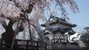 Sakura Stream in Tohoku, Japan 4K (Ultra HD) - 東北の春