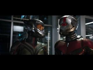 Человек-Муравей и Оса (2018) - Официальный трейлер №1