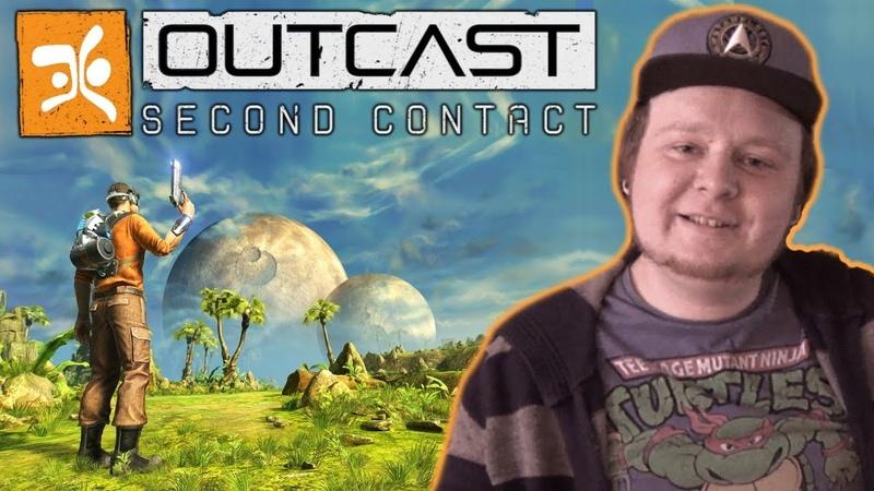 Обзор Outcast: Second Contact - настоящий душевный римейк