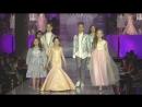 Модели агентства Linda Kids в XV сезоне Международной недели моды Estet Fashion Week.