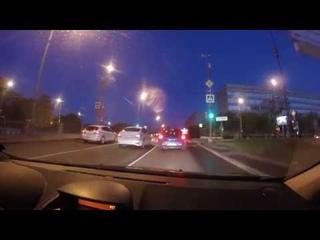 [FHH.BY] Moscow. Yauza. Clio 3 Sport & AlfaRomeo 147 GTA