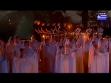 Vangelis - Mythodea (Movement 1) 2001 Athens GREECE Full HD