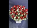 41 How to make a bouquet of red roses