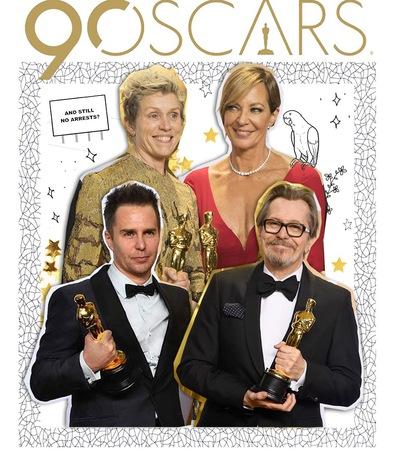 Номинанты на Оскар 2019 картинки
