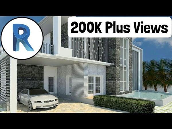 Modern House Design In Revit