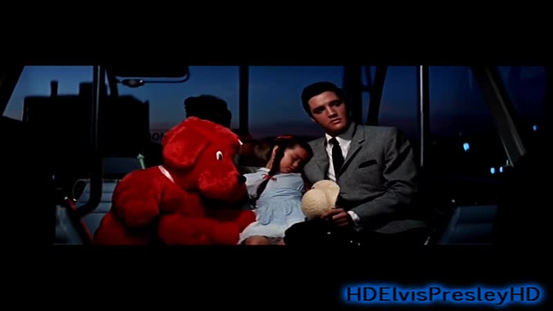 Elvis - They Remind Me Too Much Of You (1080p HD)