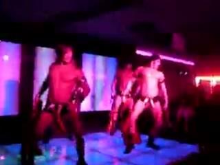 26 ноября, клуб ROME - выступление известного на весь мир эротического мужского спектакля - MAXIMUS BOYS (Болгария)