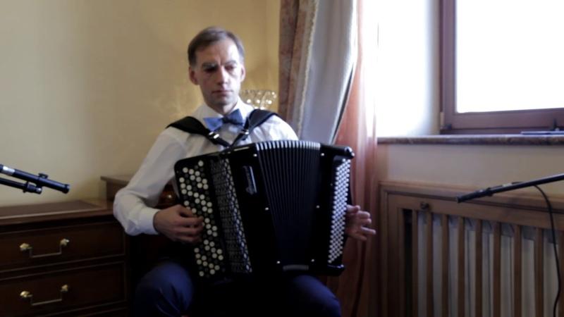 Ой, да ты Калинушка обр. И.Паницкого (баян)