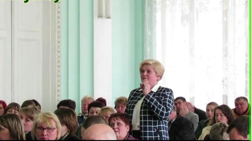 Конфлікт мера Лебедина з директором школи №5