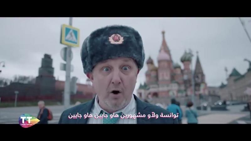 Эпидемия исполнения русской калинки-малинки продолжает шагать по планете