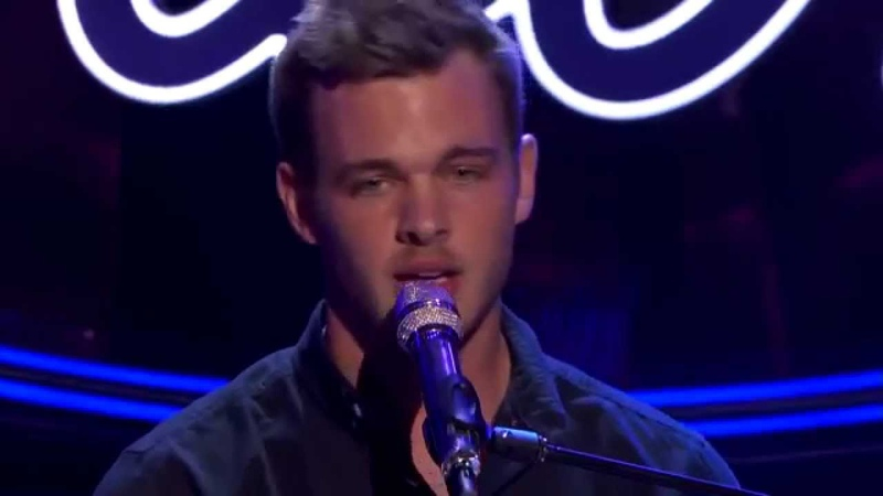 Clark Beckham Georgia On My Mind American Idol Season XIV Top 48 at House of Blues