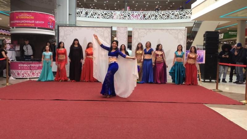 IV ежегодный фестиваль восточного танца Магия востока - Дефиле