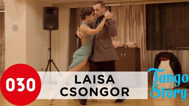 Laisa Souza and Csongor Kicsi – Gallo ciego