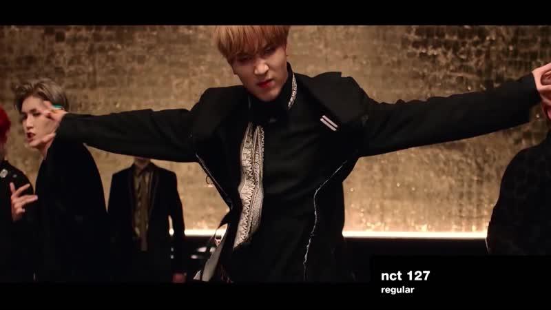 MTVLIKE: NCT 127 –Regular