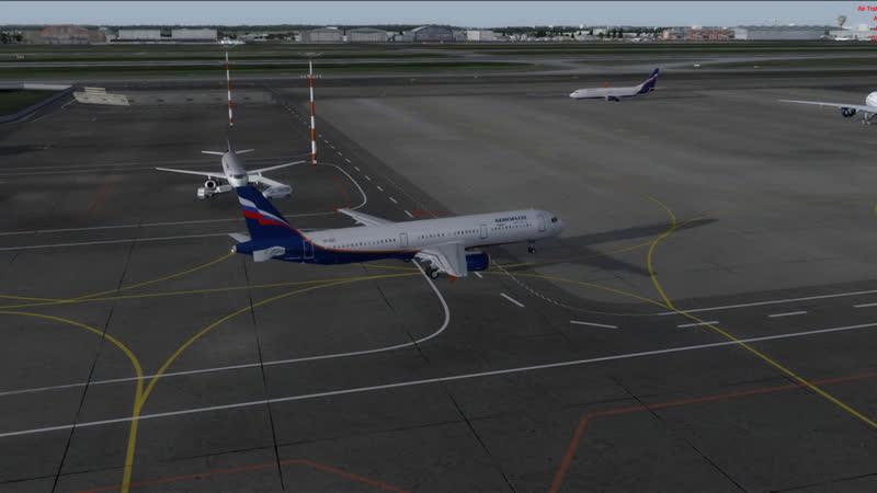 В Сочи из Шереметьево, на Boeing 777, рейсом SU-1140 флайтрадара