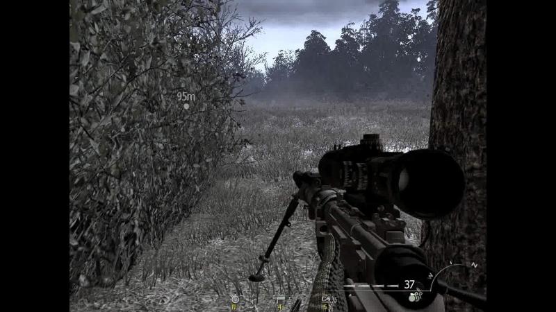 Call of Duty Modern Warfare 2 Миссия Прятки