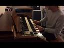Back Or White - MJ Hammond B3 cover