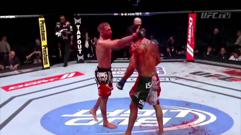 Top deadly moments in the ufc fights